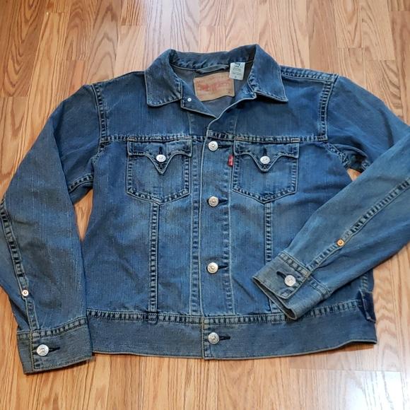 Vintage Levi's Type 1 Iconic Jacket